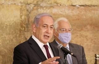 Netanyahu:'Yapılan tüm anlaşmaların hiçbiri...