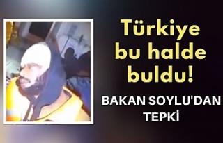 Türkiye bu halde buldu! Bakan Soylu'dan tepki