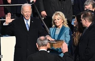 ABD'de dini ritüeller, başkanlık yemin töreni...