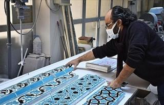 Anadolu Selçuklu sultanlarının sandukaları restore...