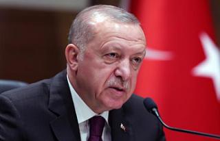 Cumhurbaşkanı Erdoğan: 2023 seçimlerinden hem...