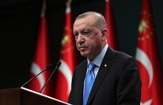 Cumhurbaşkanı Erdoğan'dan Kılıçdaroğlu'nun...