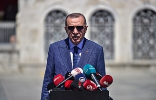 Cumhurbaşkanı Erdoğan'dan son dakika flaş...