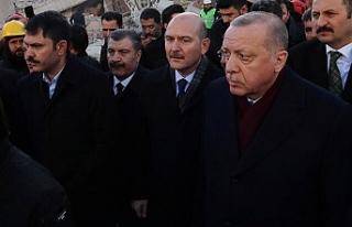 Cumhurbaşkanı Erdoğan: Son 8-9 yılda 1,5 milyon...