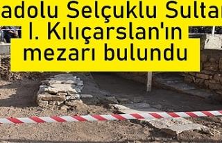Diyarbakır'da Anadolu Selçuklu Sultanı I....