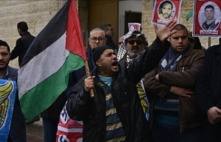 İsrail hapishanelerinde Kovid-19'a yakalanan...