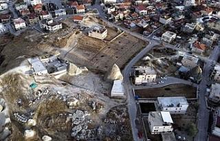Kapadokya'da son 2 yılda 310 izinsiz yapı yıkıldı