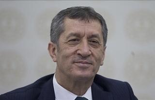 Milli Eğitim Bakanı Selçuk, yarıyıl tatili zilini...