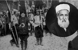 Milli mücadelenin kahramanlarından Ali Sezai Efendi