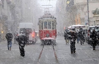 Son dakika haberi: İstanbul'a beklenen kar yağışı...