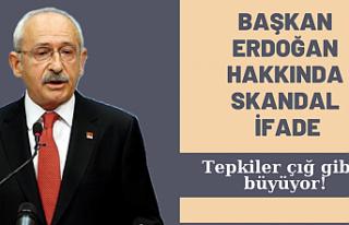 Son dakika: Kılıçdaroğlu'ndan Başkan Erdoğan...