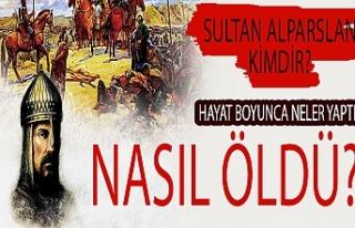 Sultan Alparslan kimdir? Hayat boyunca neler yaptı?...
