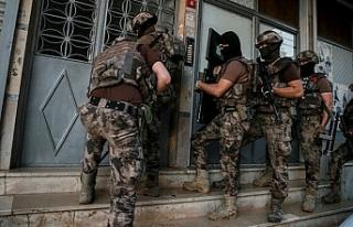 40 ilde PKK operasyonu: 718 gözaltı