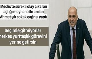 Ahmet Şık'tan 'sokağa çıkın, hükümeti...