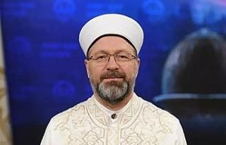 Ali Erbaş, öğretmenlere tavsiyede bulundu