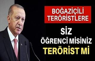 Başkan Erdoğan: Bu ülke Gezi olayını bir daha...
