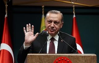 Cumhurbaşkanı Erdoğan: 2023'te Ay'a gideceğiz