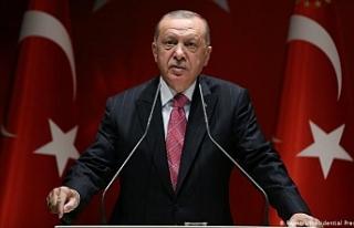 Cumhurbaşkanı Erdoğan: 95 milyar dolar döviz rezervimiz...