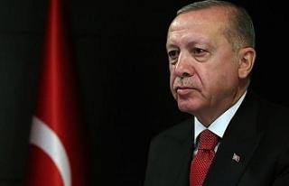 Cumhurbaşkanı Erdoğan'dan Amerika'ya...