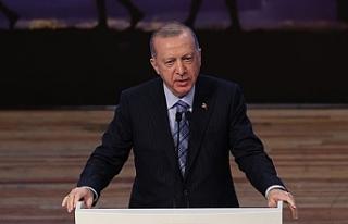 Cumhurbaşkanı Erdoğan'dan dikkat çeken Kanal...
