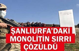 Cumhurbaşkanı Erdoğan konuştu, Şanlıurfa'daki...