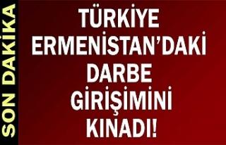 Dışişleri Bakanı Mevlüt Çavuşoğlu: Ermenistan'daki...