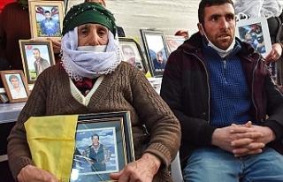 Diyarbakır annelerinin evlat nöbetine iki aile daha...