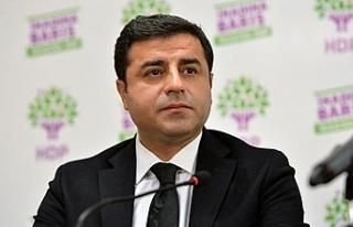 Duyun da inanmayın: Demirtaş, PKK'yı kınamış!