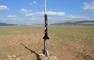 Elazığ'da 'roketimsi insansız hava aracı'...