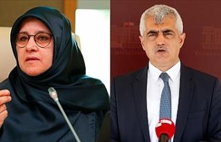 HDP milletvekilleri Kaya ve Gergerlioğlu hakkında...