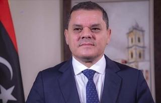 Libya Başbakanı Abdülhamid Dibeybe'den Türkiye...