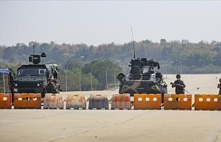 Myanmar ordusu yönetime el koydu
