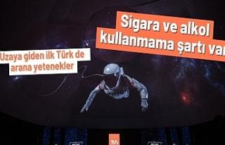 Türk astronot adayları 2 yıllık eğitim programına...