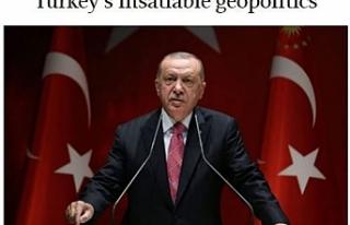 Yunan basını: Erdoğan, Türkiye'yi yükselen...
