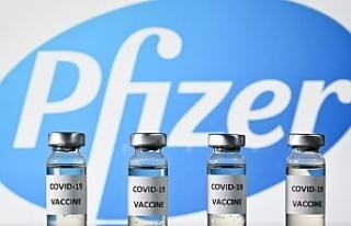 ABD'li şirket Pfizer'den koronavirüse...