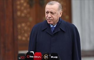 Cumhurbaşkanı Erdoğan: (Aşılama çalışmaları)...