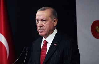 Cumhurbaşkanı Erdoğan: Damat kadar taş düşsün...