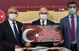 İYİ Parti'den kanun teklifi: İstiklal Marşı...