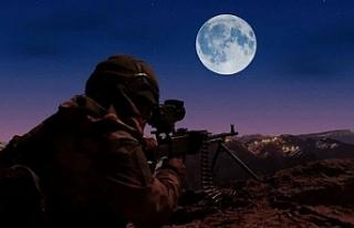 MSB'den Süper Ay paylaşımı: Bize Ay Yıldız'ın...
