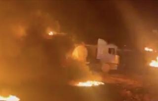 MSB: Halep'ten ateşlenen füzeler Cerablus ve...