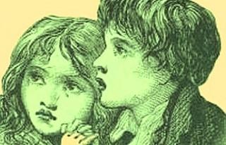 Yüzyıllar Önce Yaşamış Yeşil Renkli İki Çocuğun...