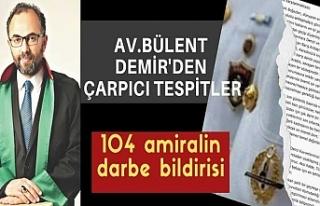 104 Emekli Amiral'den 'Darbe' imalı...