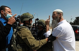 ABD, Batı Şeria'nın 'İsrail'in...
