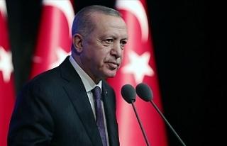 Cumhurbaşkanı Erdoğan'dan nakdi yardım ve...
