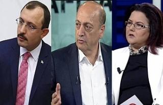 Cumhurbaşkanlığı Kabinesi değişti: Üç yeni...