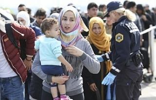 Danimarka, Suriyeli sığınmacıların oturma izinlerini...