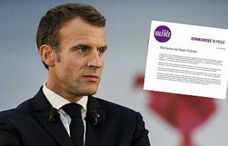 Fransa'da düşünce özgürlüğü: Dışişleri...