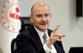 İçişleri Bakanı Süleyman Soylu duyurdu: İstanbul'da...