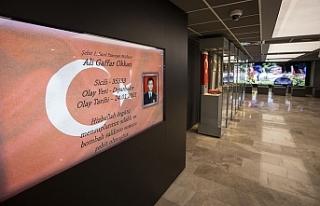 Türk Polis Teşkilatının ilk müzesi, Ankara'da...
