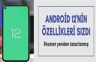 Android 12'nin yeni özelikleri neler? Bilgiler...